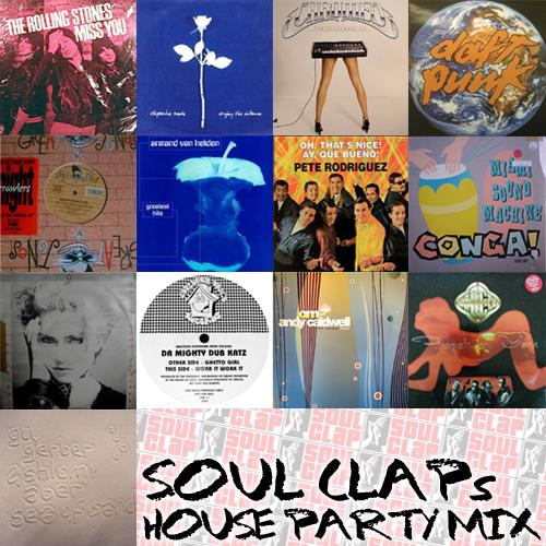 Soul Clap's House Party Mix