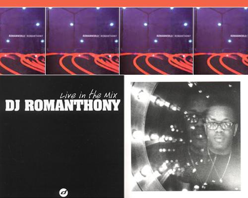 romanthony's albums