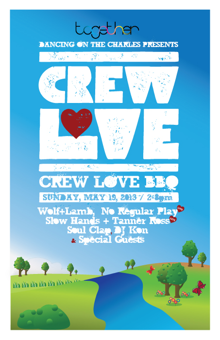 DOTC presents Crew Love Boston