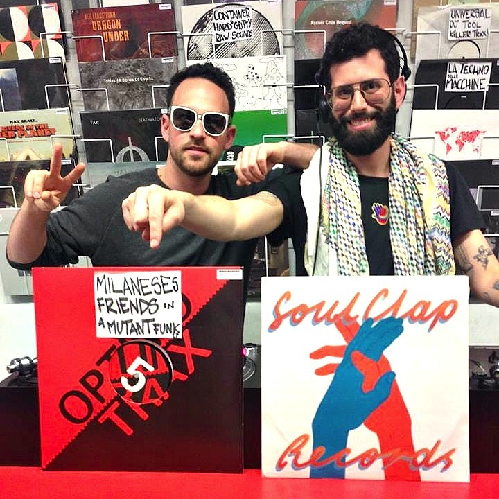 Soul Clap crash Serendeepity in Milan
