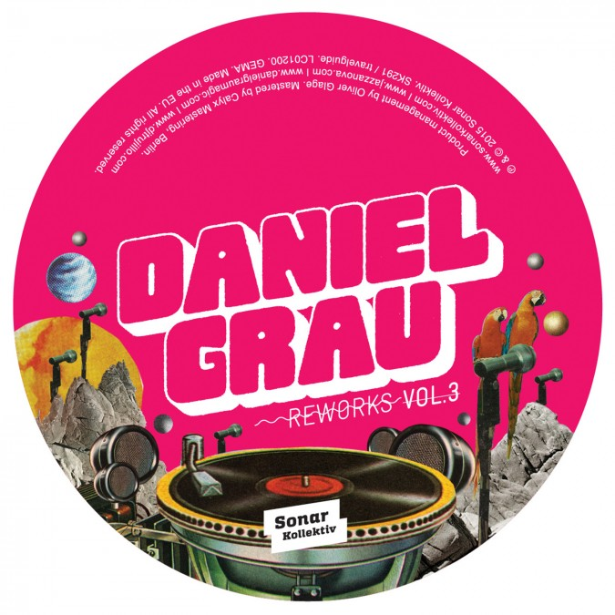We Remix Daniel Grau