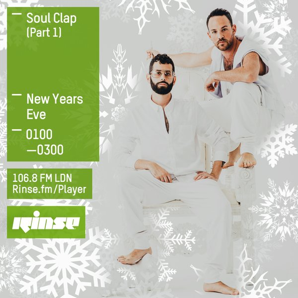 our new years day mix for rinse fm