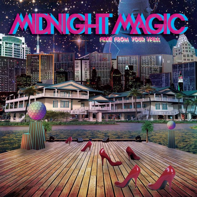 Midnight Magic's new album!